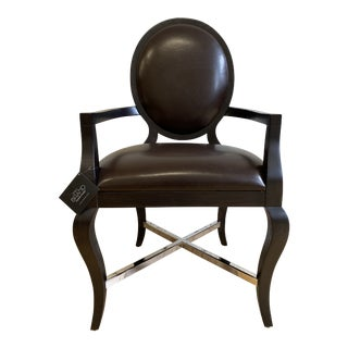 Eric Brand Furniture Paris Bergere Arm Chair For Sale