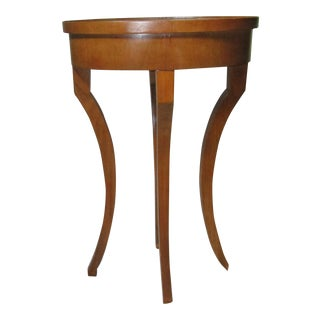 Craftsman Made Oval Accent Table