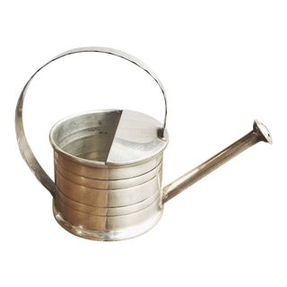 Vintage Cartier Sterling Silver Watering Can Style Vermouth Dripper For Sale