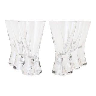 Holmegaard Hand Blown Shot Glasses For Sale