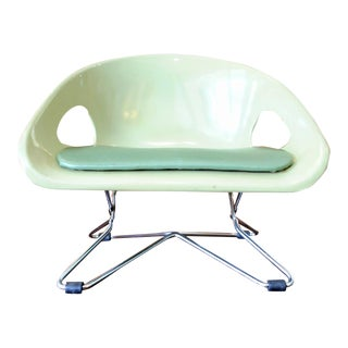 Mid Century Eames Style Cosco Child Booster Seat