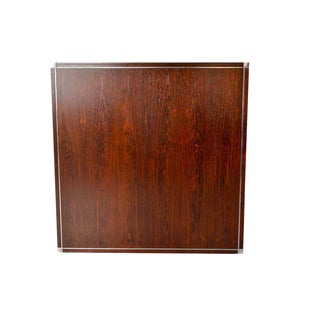 1970s Richard Schultz for Knoll Rosewood Coffee Table For Sale