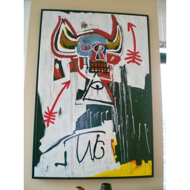 Famous and Rare Pop-Art Rendition of the Bull - Image 2 of 8