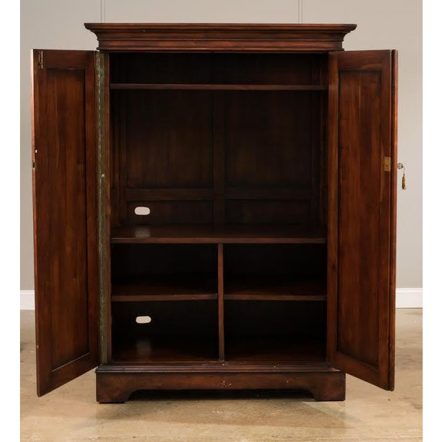 Sarreid Ltd. Entertainment Cabinet Wardrobe - Image 4 of 4