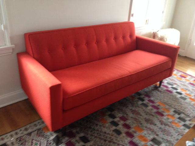 Design Within Reach Bantam Sofa Chairish