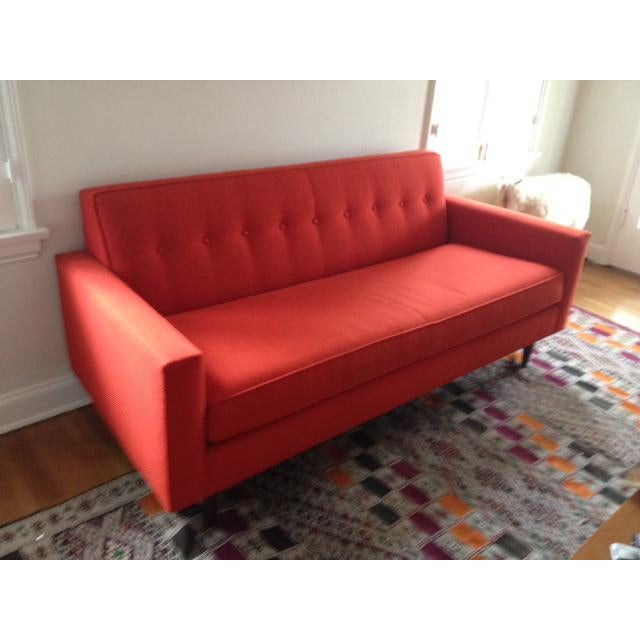 Design Within Reach Bantam Sofa Chairish