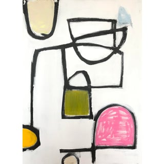Perch Contemporary Abstract Painting For Sale