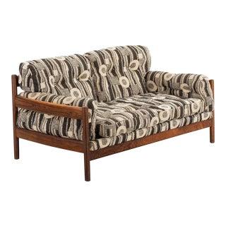 Swedish Rosewood Sofa, 1960s