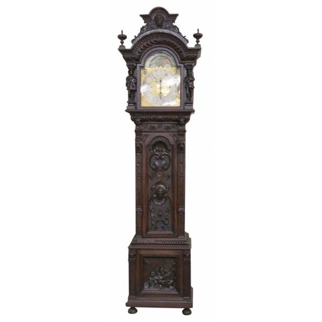 Elliot of London 9-Tube Figural Clock - Image 1 of 10