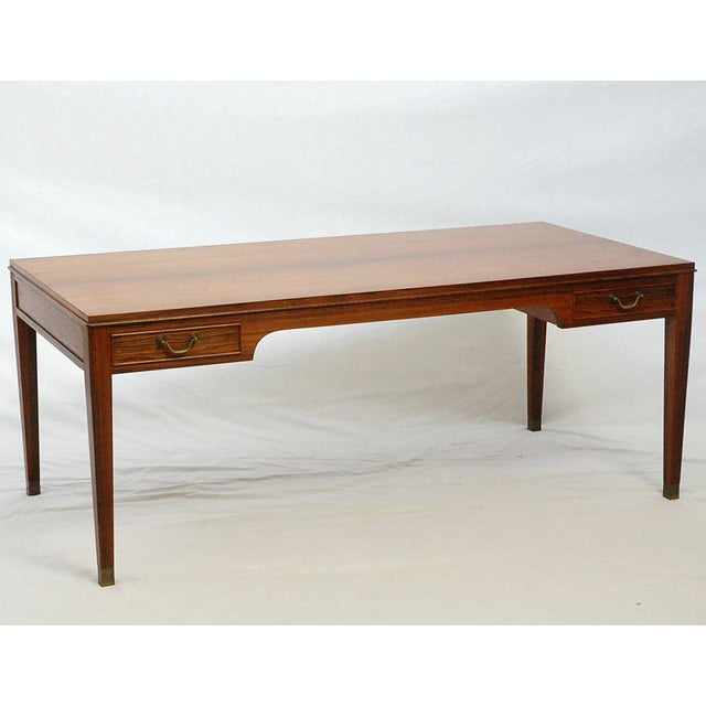 Frits Henningsen coffee table. Store formerly known as ARTFUL DODGER INC