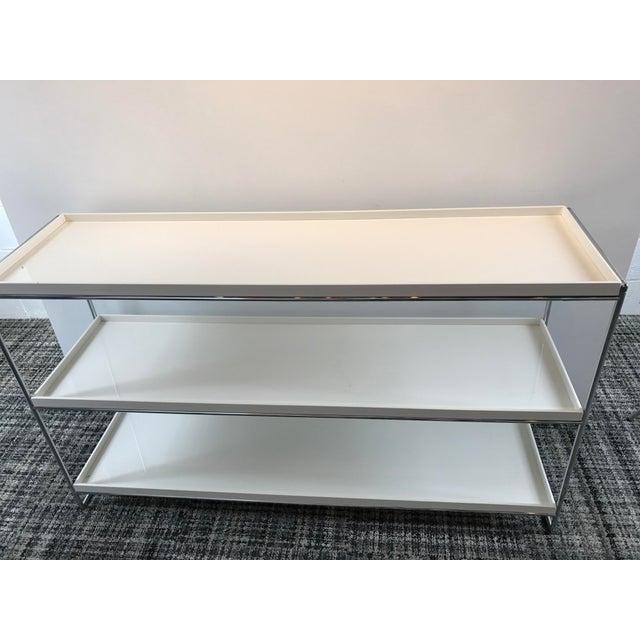 Kartell Kartell Trays 3 Shelf Bookcase For Sale - Image 4 of 5