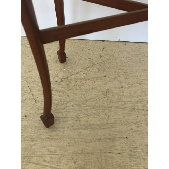 Late 19th Century 19th Century Biedermeier Side Table or Stand For Sale - Image 5 of 12