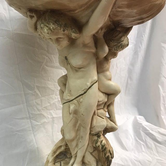 Alexander Backer Co. Cherubic Figurine - Image 3 of 9
