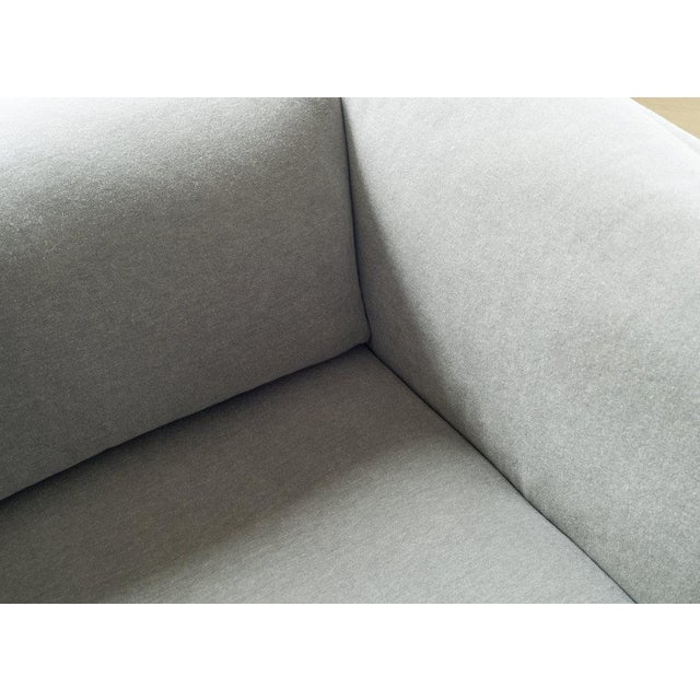 Modern Mae Armchair, Com For Sale - Image 3 of 5