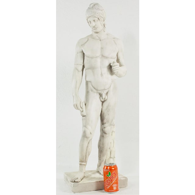 Monumental Greek Warrior For Sale - Image 9 of 9