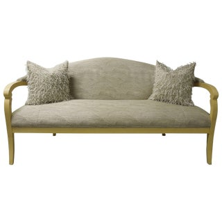 "Sally Sirkin Lewis for J Robert Scott ""Deanna"" Sofa For Sale"