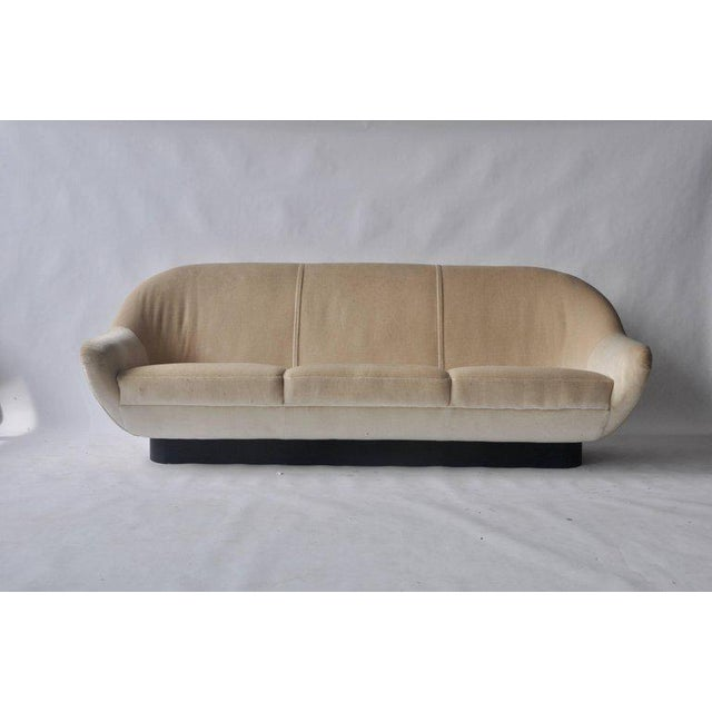 Mid-Century Modern 1960s Sofa by Hans Kaufeld For Sale - Image 3 of 8