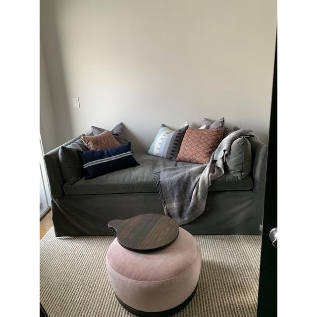 Cisco Slipcovered Linda Daybed With Trundle For Sale In Baltimore - Image 6 of 7