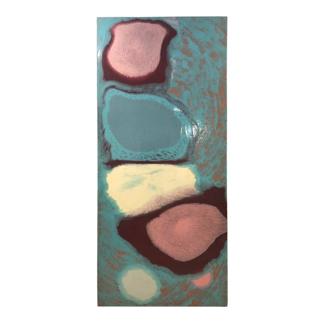 Abstract Painting by Anita Wechsler For Sale