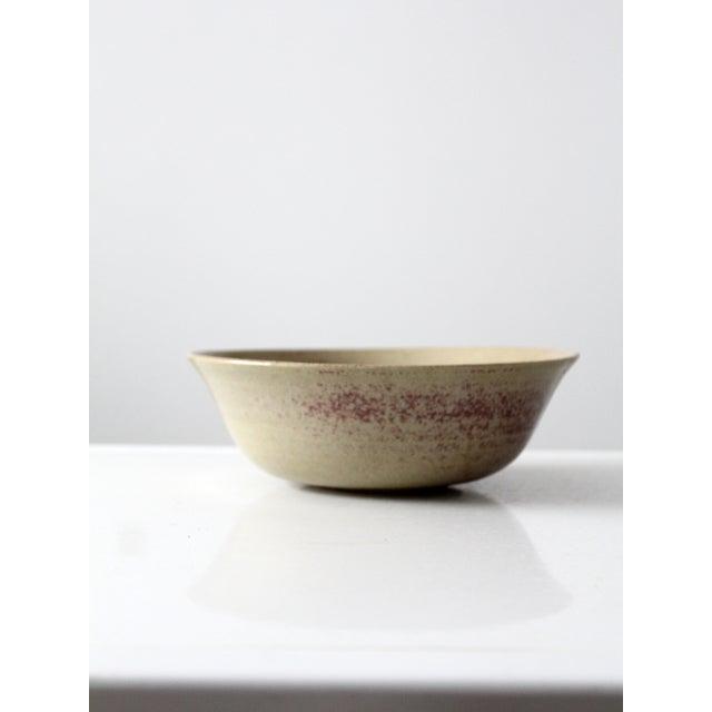 Mid-Century Studio Pottery Bowl - Image 3 of 6