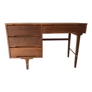 Midcentury Modern Writing Desk by Stanley For Sale
