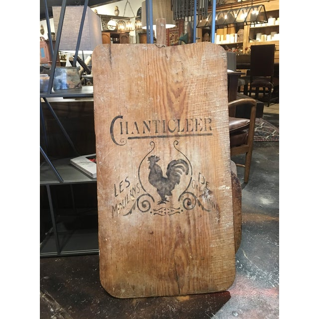 Antique Rustic Bread Board For Sale - Image 11 of 11