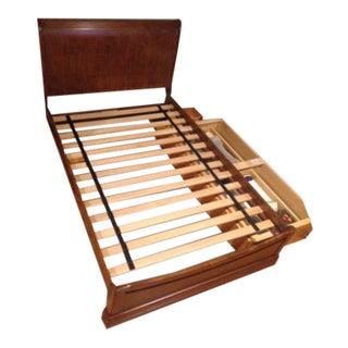 Traditional Bed L. & J, G. Stickle Inc. Fullsize/Double Bedframe For Sale