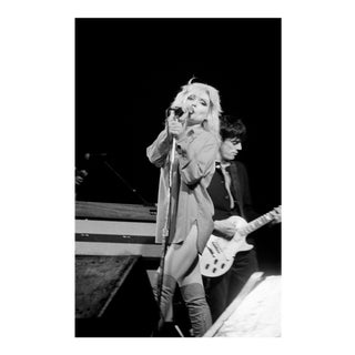 Original Giclee Photograph of Debbie Harry of Blondie For Sale
