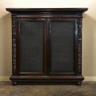 19th Century Italian Neoclassical Walnut Barrister's Bookcase Preview