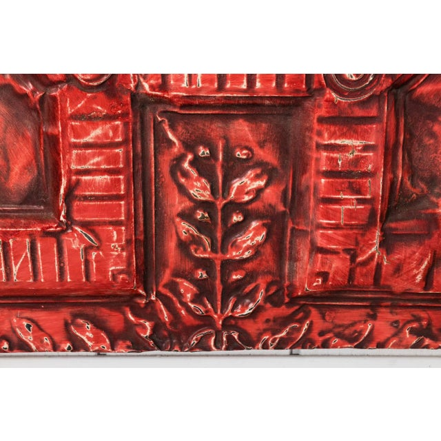 Tin Ceiling Panel For Sale - Image 9 of 13