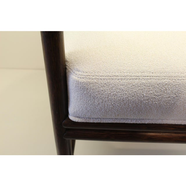 McGuire Orlando Diaz-Azcuy Aria Dining Arm Chair - Image 3 of 7