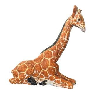 Vintage Italian Giraffe For Sale