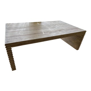 Rustic Style Coffee Table For Sale