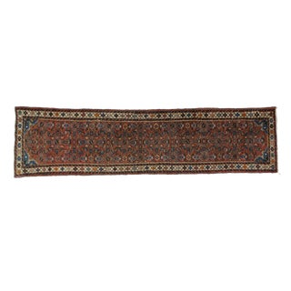 1920s Leon Banilivi Vintage Persian Malayer Runner - 2′6″ × 10′ For Sale