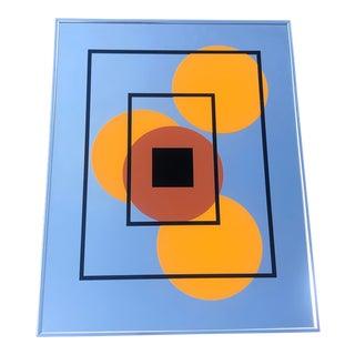 1970's Geometric Art For Sale