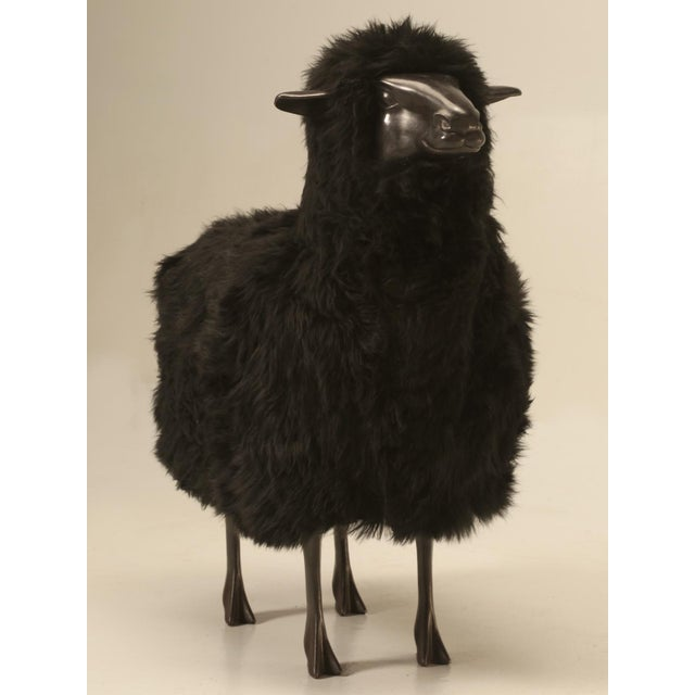 Seems like every family has one black sheep and ours is no different. Now available in either resin, or solid bronze as...