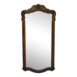 Ethan Allen French Country Style Beveled Wall Mirror For Sale
