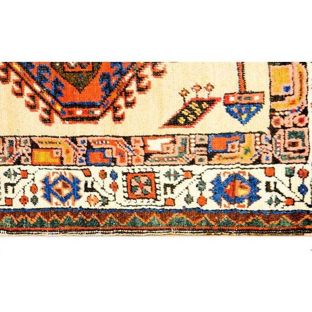 19th Century Serab Runner Rug - 3′1″ × 7′ For Sale - Image 4 of 5