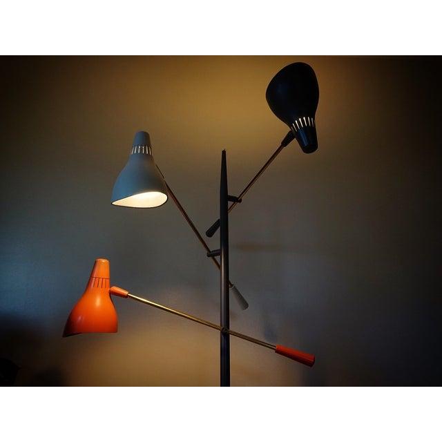 Gerald Thurston Triple Arm Floor Lamp - Image 2 of 5