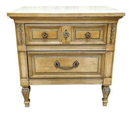 Image of French Provincial Nightstands