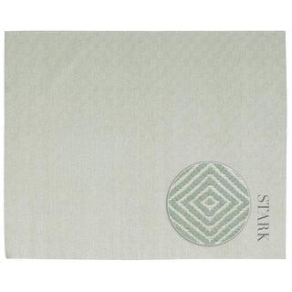 Stark Studio Contemporary Sphynx Flatweave Wool Rug - 6′ × 8′11″ For Sale