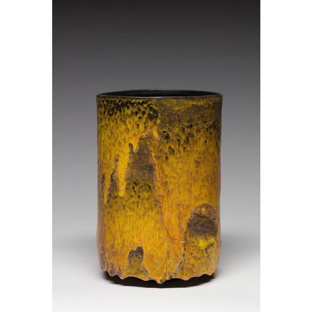 Contemporary Jay Kvapil, Vessel With Drip Base, 2017 For Sale - Image 3 of 3
