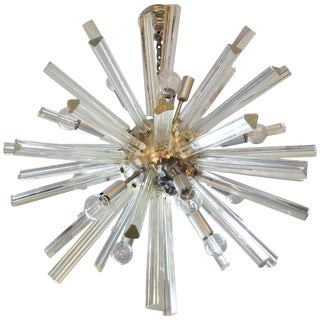 "Murano Glass ""Sputnik"" Suspension For Sale"