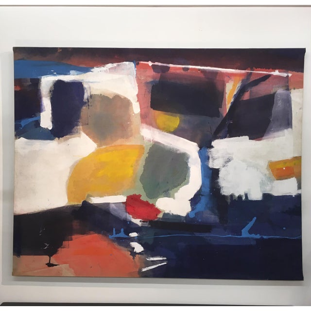 Oil on Canvas. 47x59 For Sale In New York - Image 6 of 6
