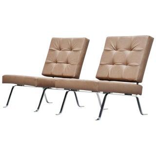 Hein Salomonson AP Originals Lounge Chairs, Holland, 1960