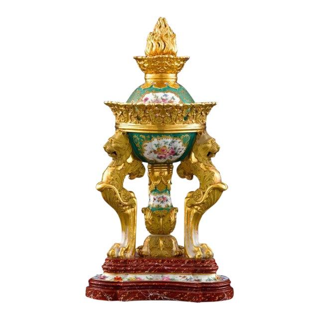 Jacob Petit Porcelain Brûle Parfum For Sale