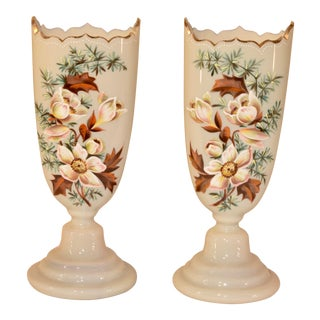 19th Century Pair of French Vases For Sale