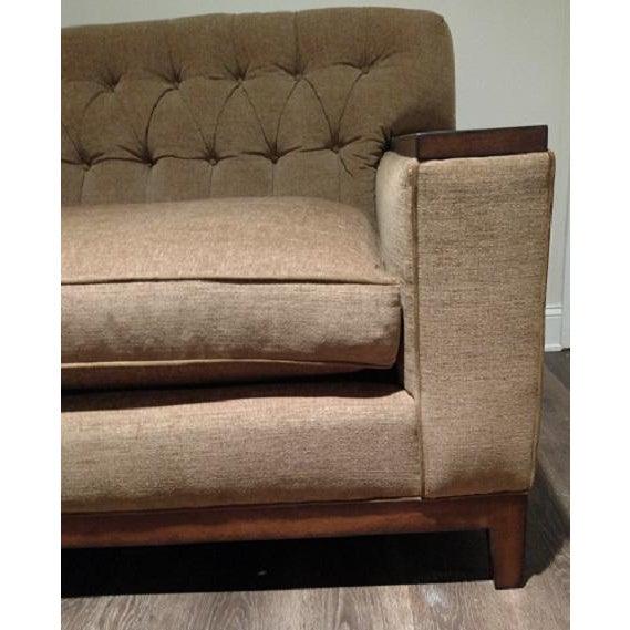 """O. Henry House O. Henry House """"Julian"""" Sofa For Sale - Image 4 of 5"""