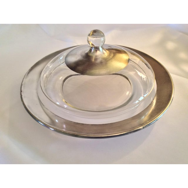 Dorothy Thorpe Mid Century Candy Dish For Sale - Image 13 of 13