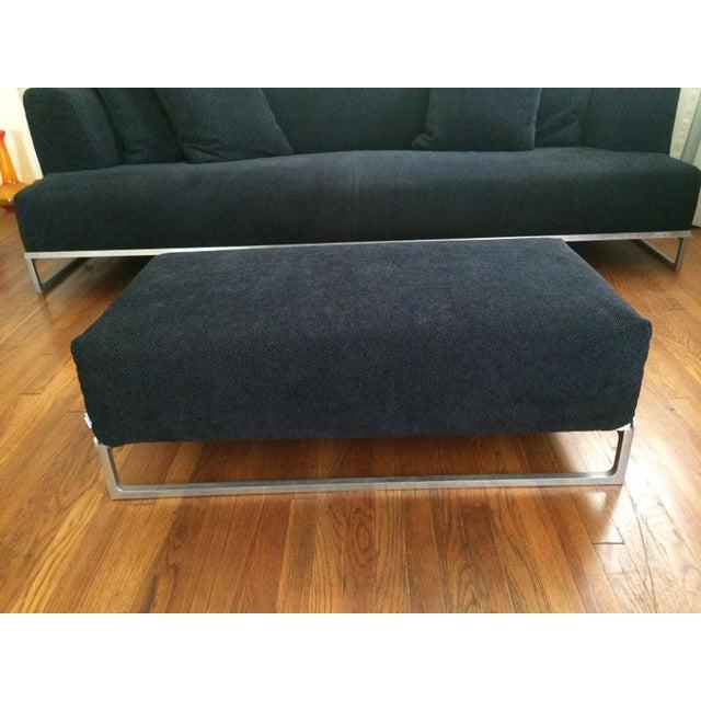 B Italia Max Alto Solo Sofa With Ottoman By Antonio Citterio Image 4